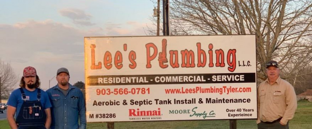New construction and plumbing repairs/remodels